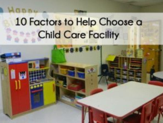 Preschool childcare facility at a Preschool & Daycare Serving Greenville, AL